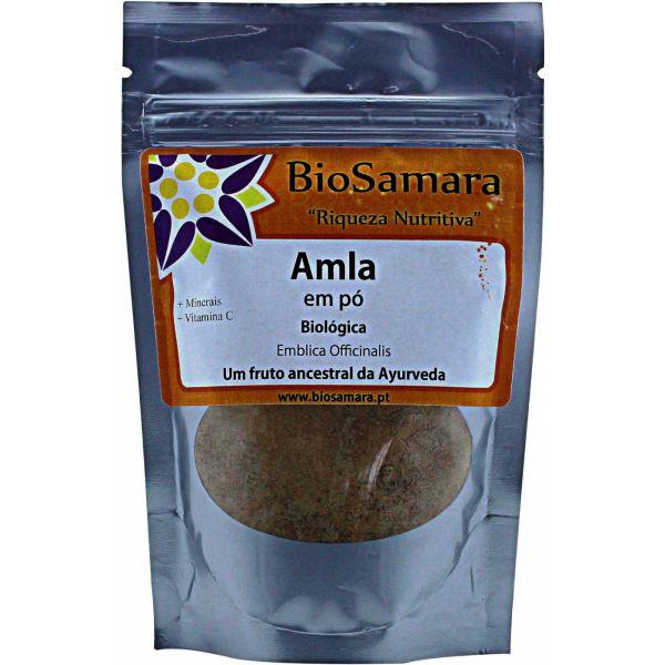 Amla tem elevado teor de vitamina C