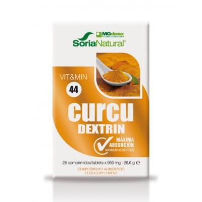Comprimidos de curcuma com curcumina