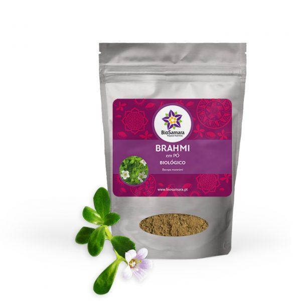 Brahmi é uma planta aconselhada para sistema cerebral, sistema nervoso, fígado e rins.