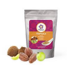 Triphala é uma mistura de três plantas usadas na medicina Ayurvédica