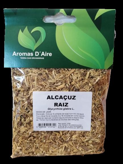 Chá de raíz de alcaçuz é recomendado em problemas digestivos