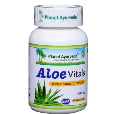 Aloe Vitals Planet Ayurveda